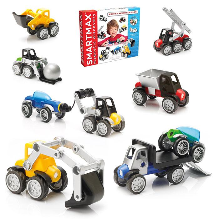SmartMax Power Vehicles