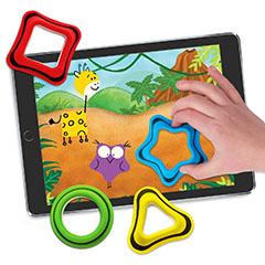 Tiggly iPad toys